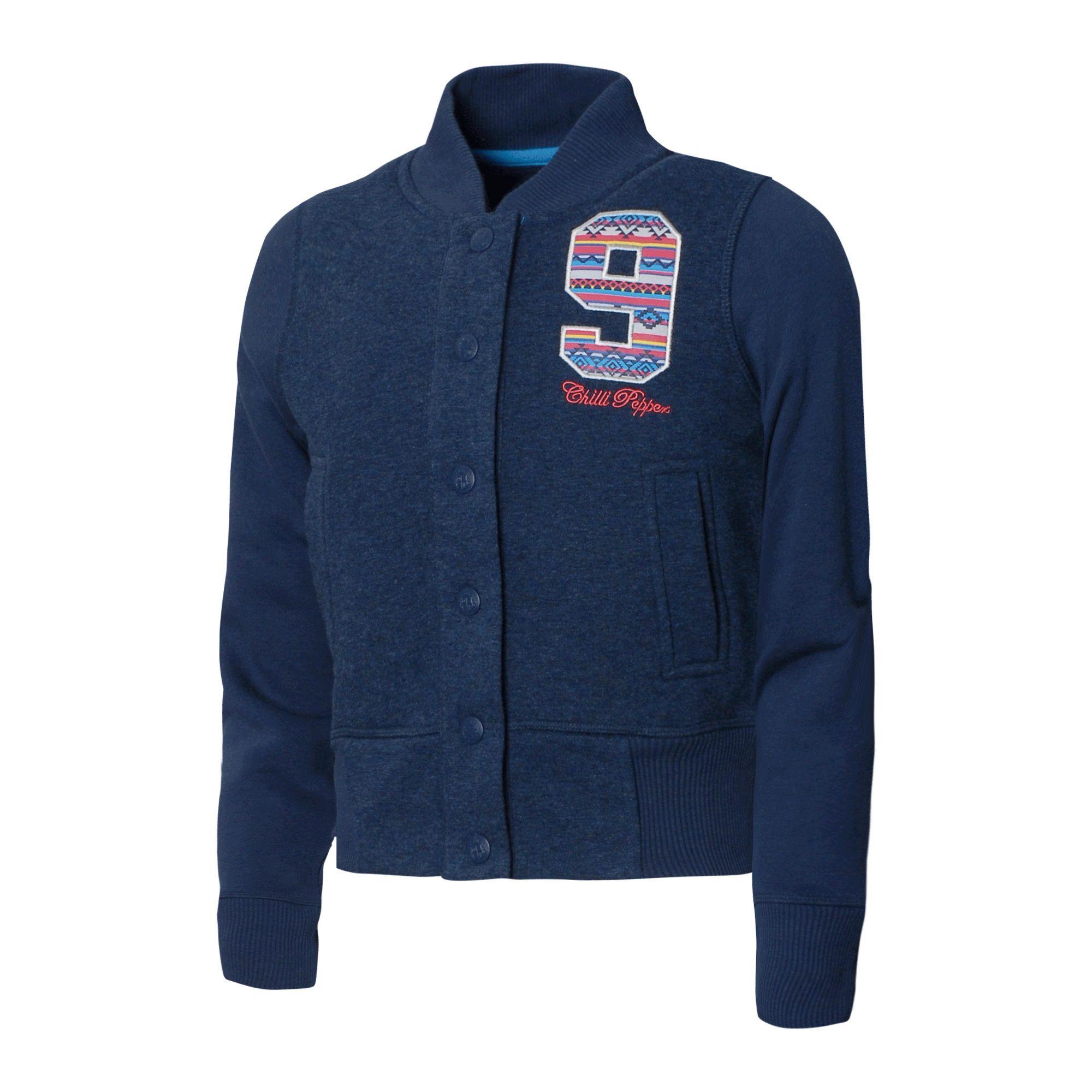 Chilli Pepper Paola Baseball Jacket Girls | JD Sports