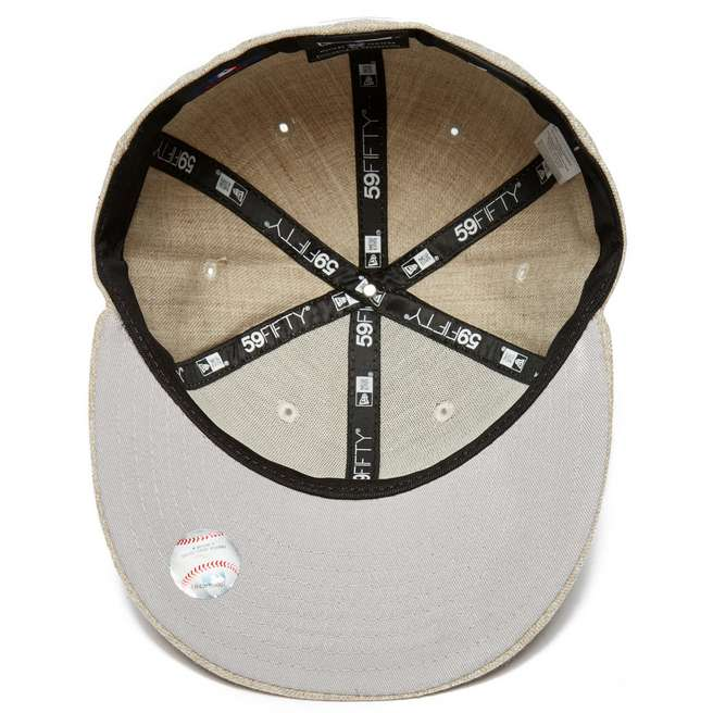 New Era MLB White Sox 59FIFTY Fitted Cap