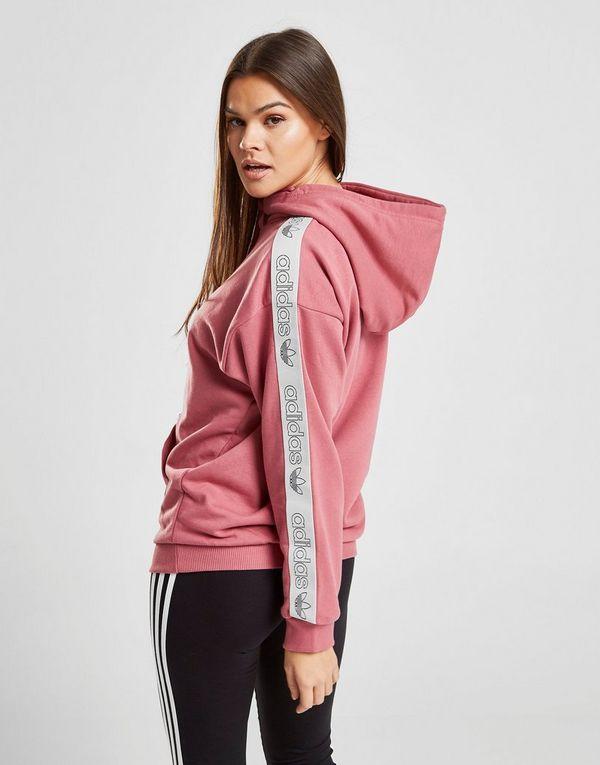 adidas Originals Tape Overhead Huppari Naiset  1df633f769