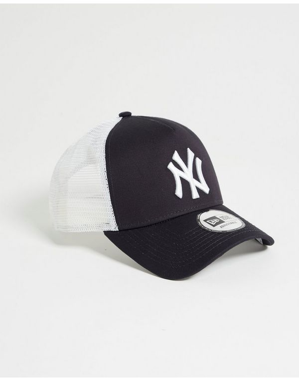 e8f7621ee4a New Era MLB New York Yankees Snapback Trucker Cap