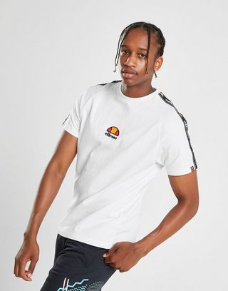 Ellesse Ferzio Tape T-Shirt Heren