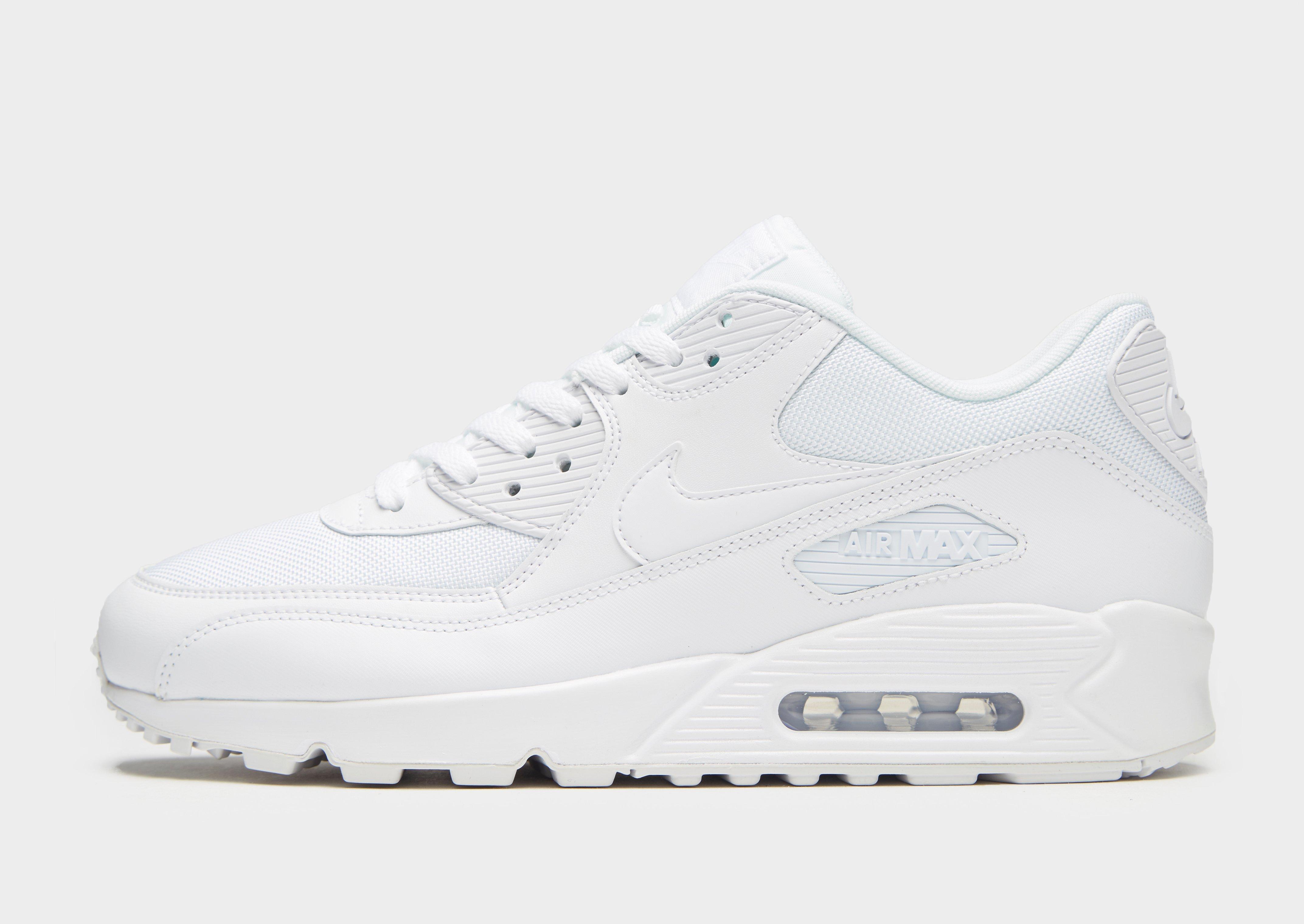 Nike Air Max 90 Tous Blancs