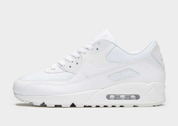 Nike Air Max 90 - Men's Trainers - White 083278