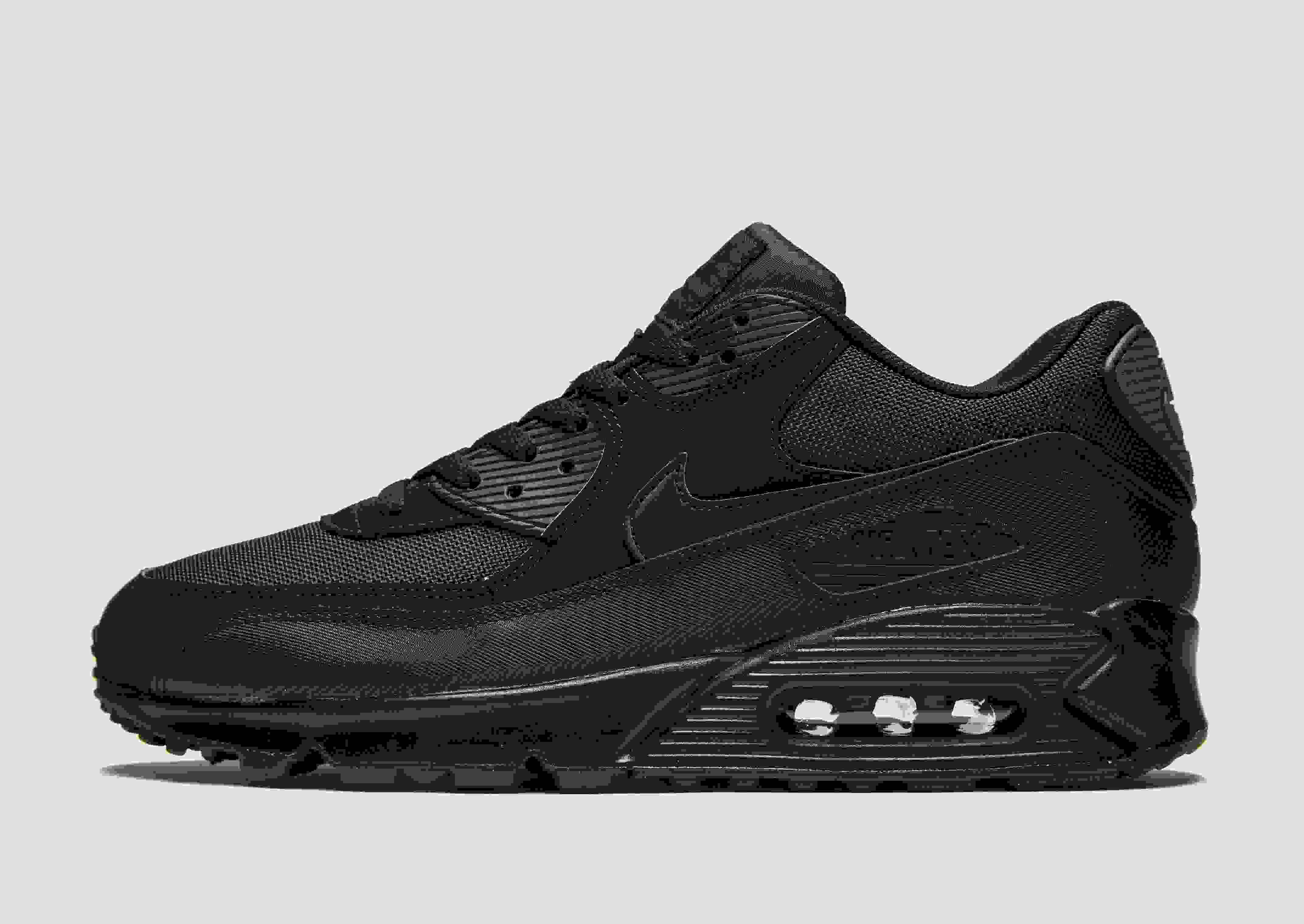 nike shoes air max black and white. Nike Air Max 90 Shoes Black And White C