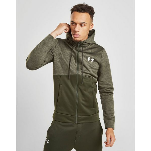 Under Armour Veste à capuche Fleece Homme
