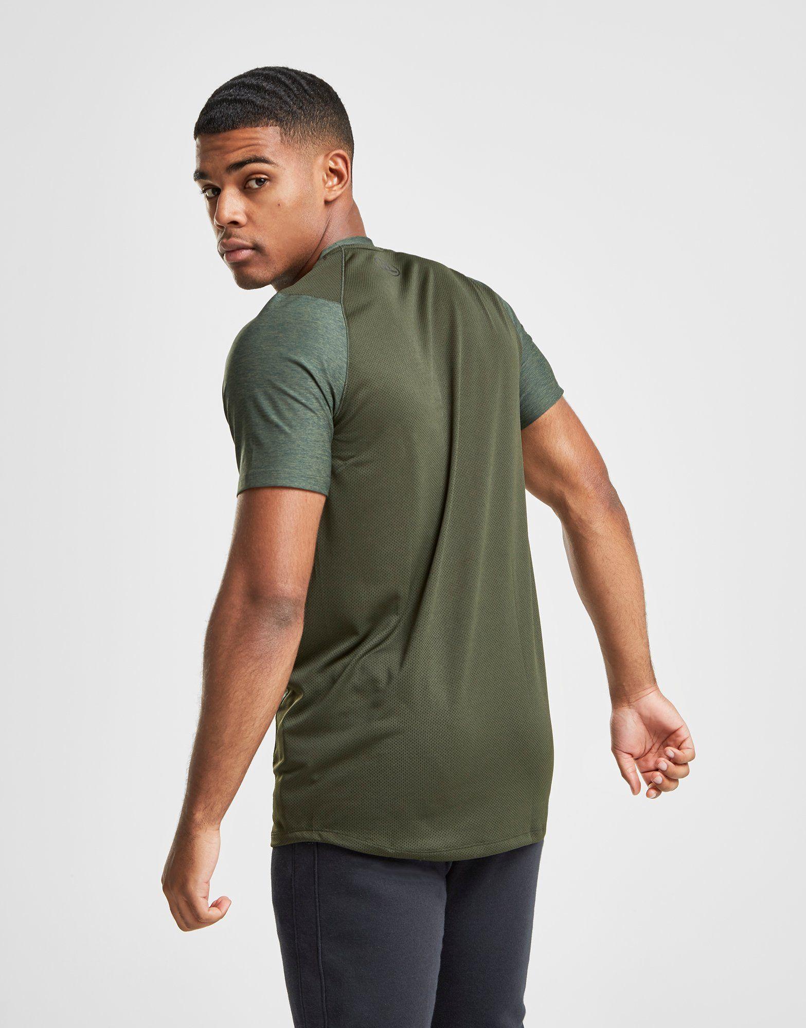 Under Armour MK-1 Twist T-Shirt