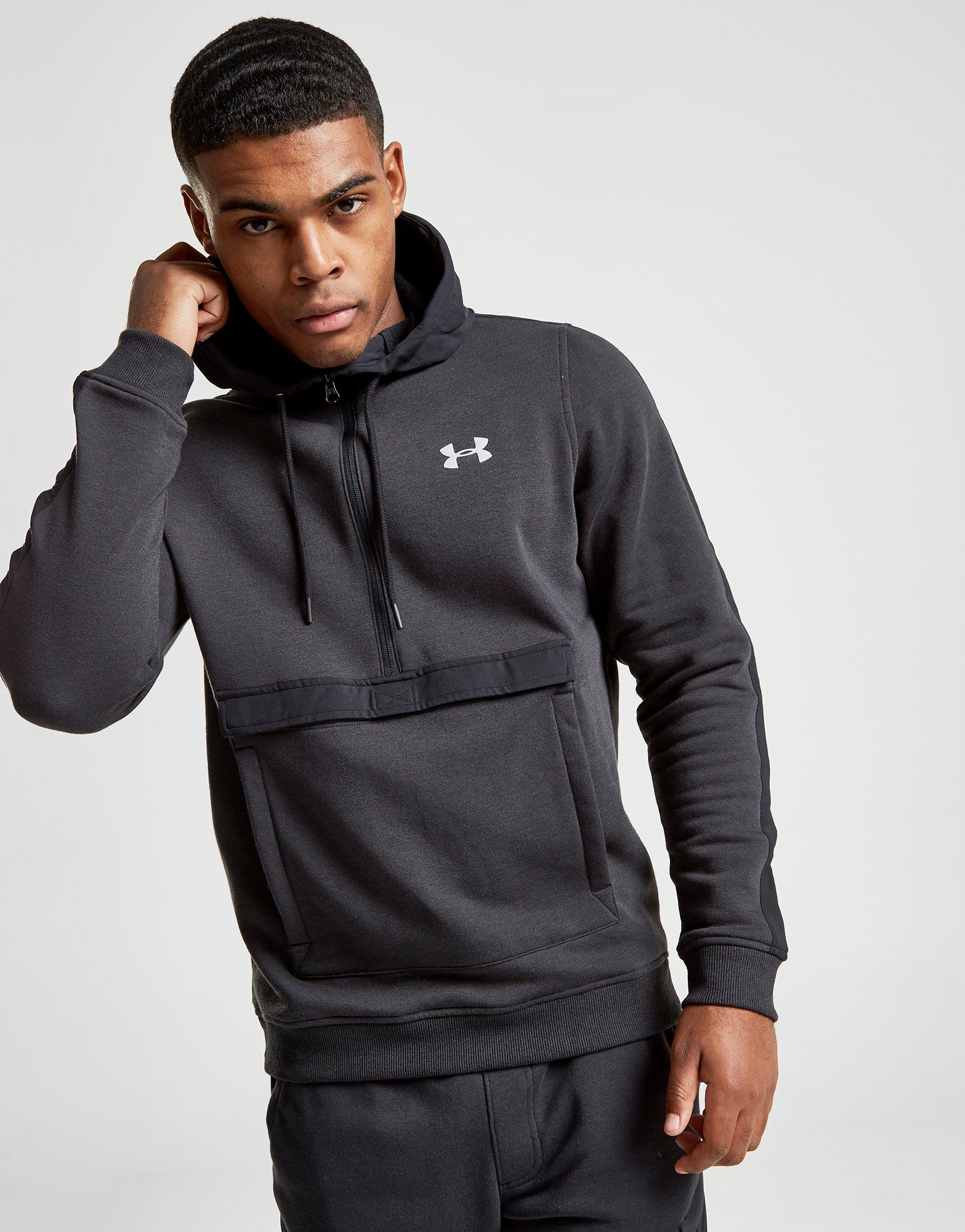 Under Armour Sweat à Capuche Threadborne Tech Homme