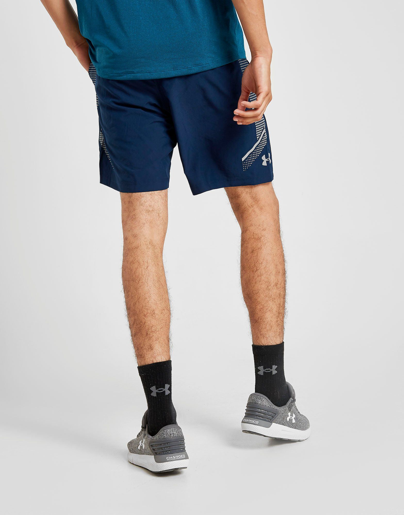 Under Armour Graphic Woven Shorts