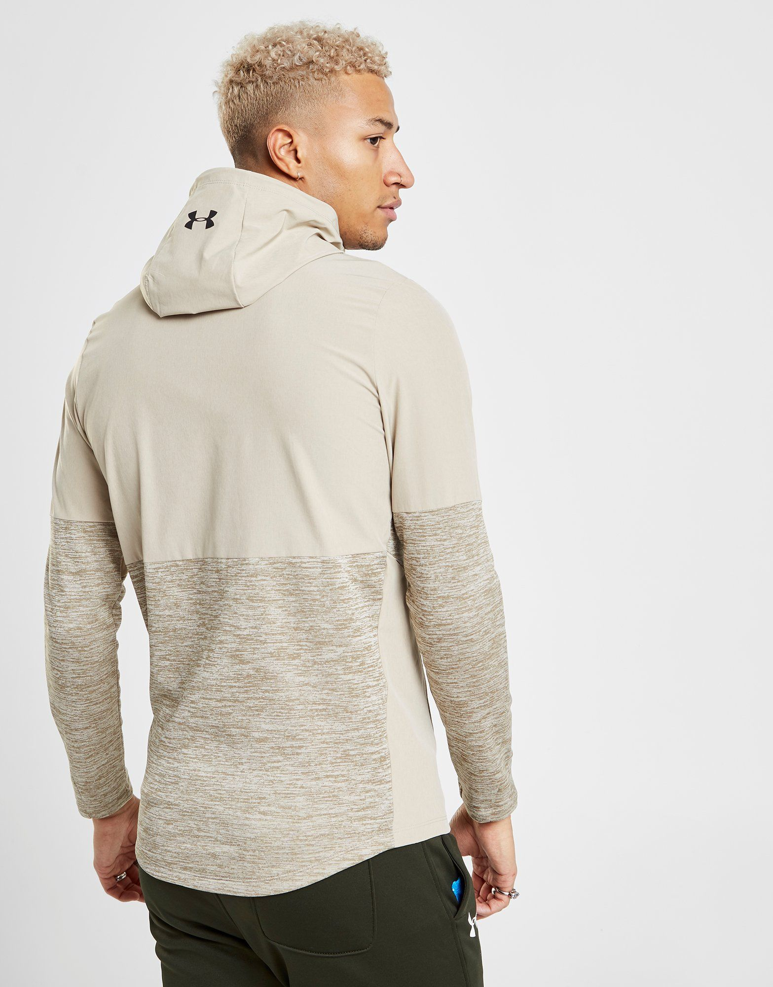 Under Armour Cyclone 1/2 Zip Track Top