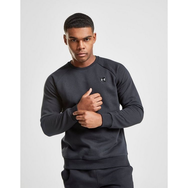 Under Armour Rival Crew Sweatshirt Heren