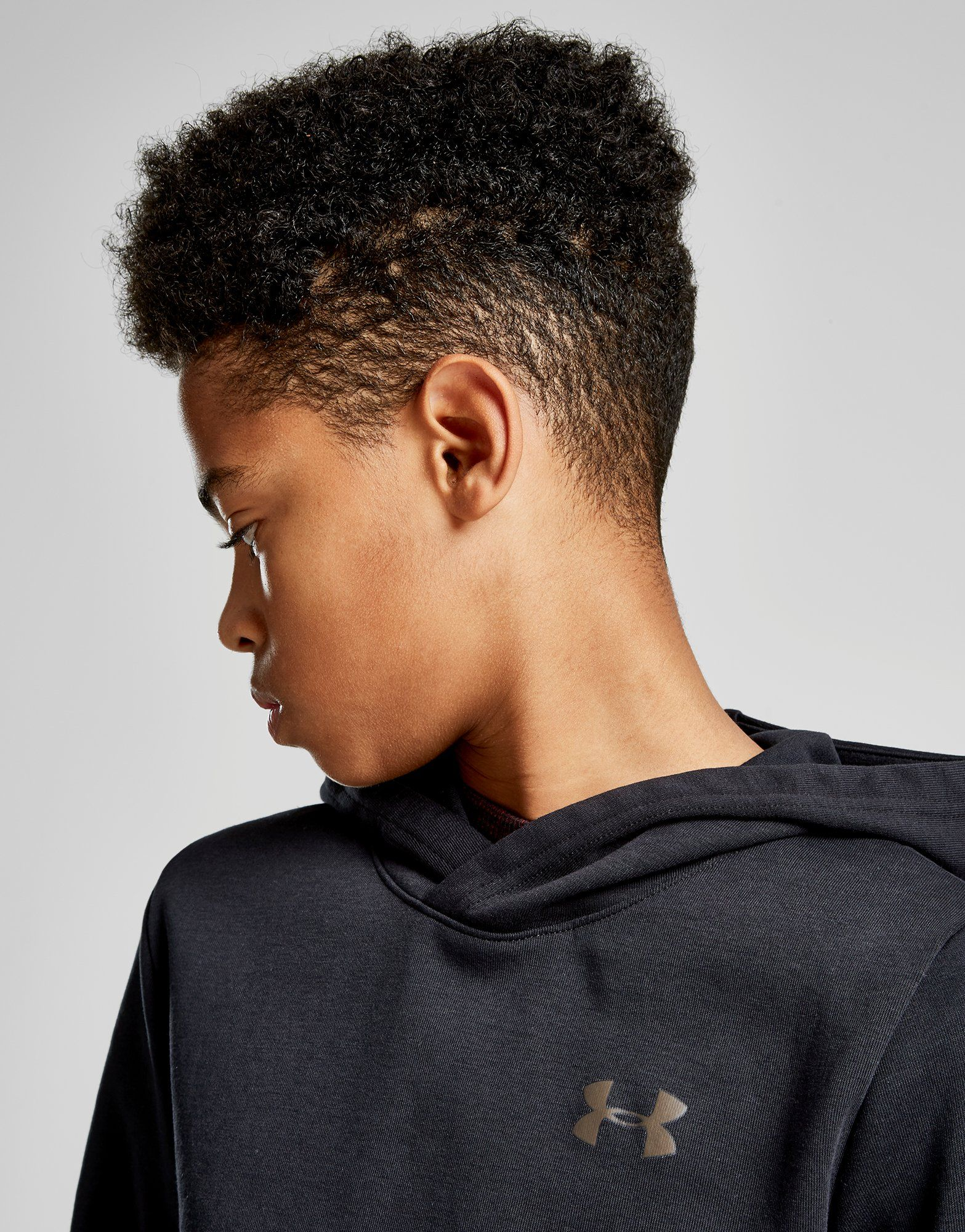 Under Armour Double Knit Overhead Hoodie Junior