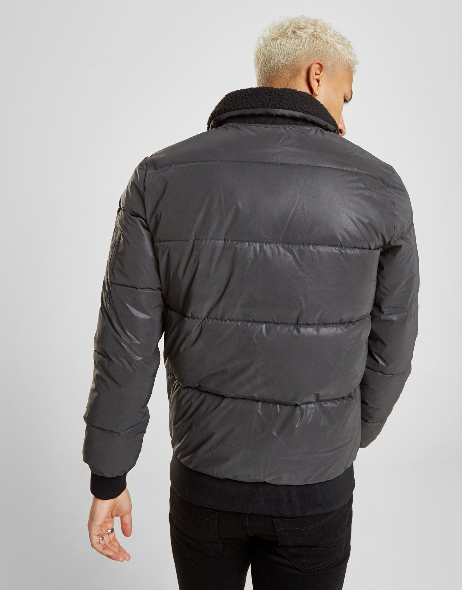 Supply & Demand Helix Flight Jacket