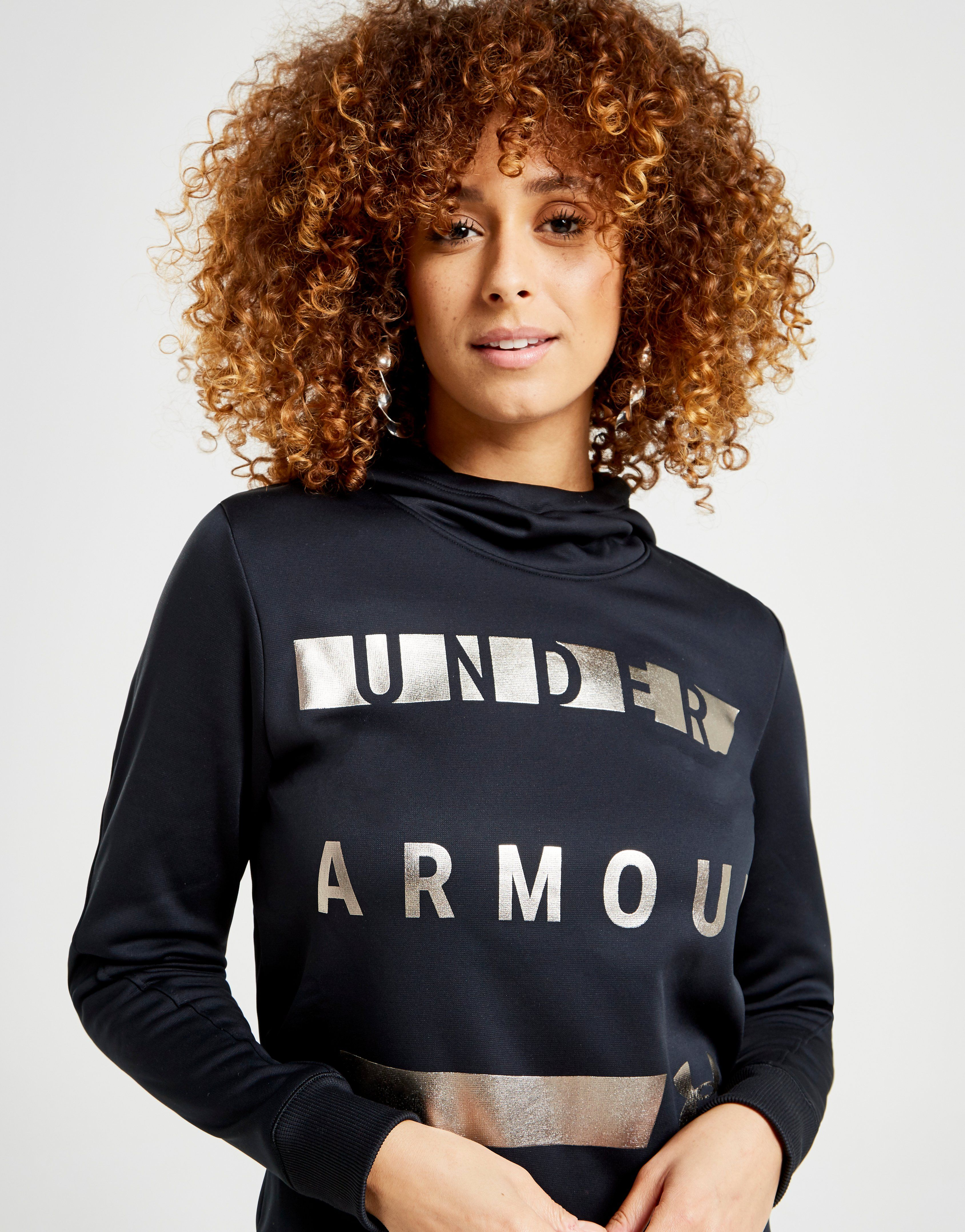 Under Armour Graphic Metallic Hoodie