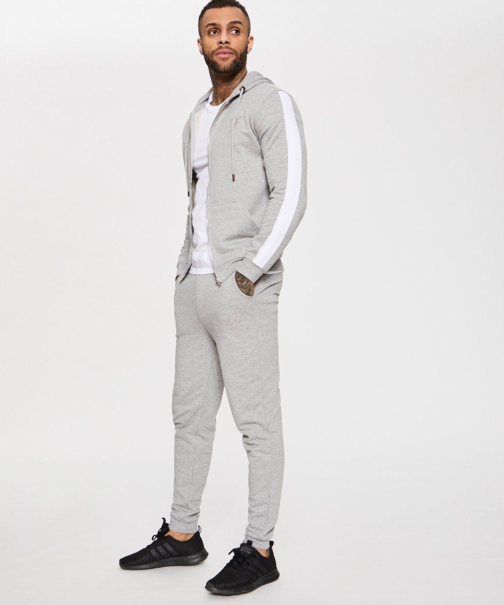 Dead Legacy Zip Through Hoodie Grau Mode-Stil Günstig Online Billig Verkauf Bester Verkauf Mode Günstig Online TGayENW62