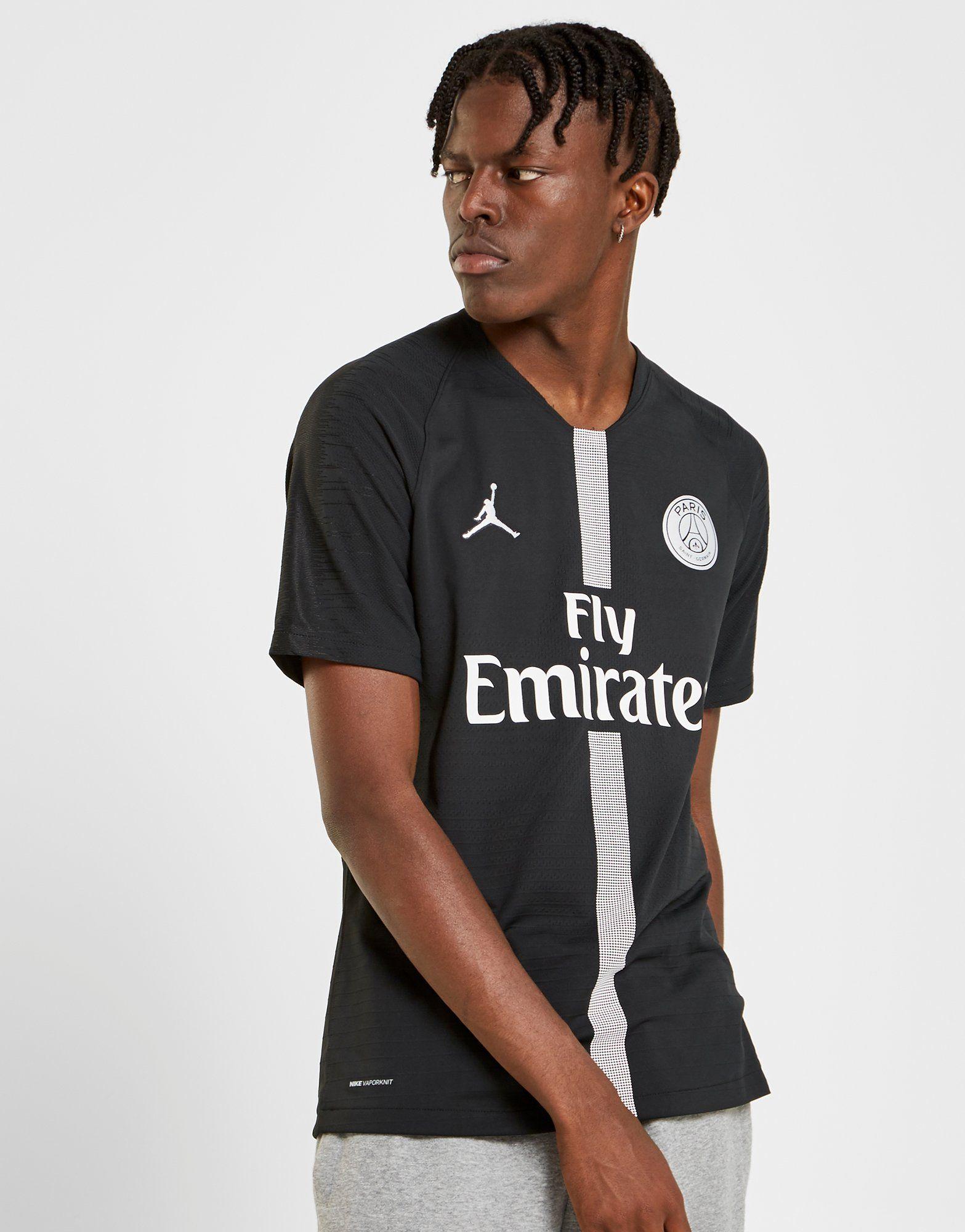 NIKE 2018/19 Paris Saint-Germain Vapor Match Third Men's Football Shirt