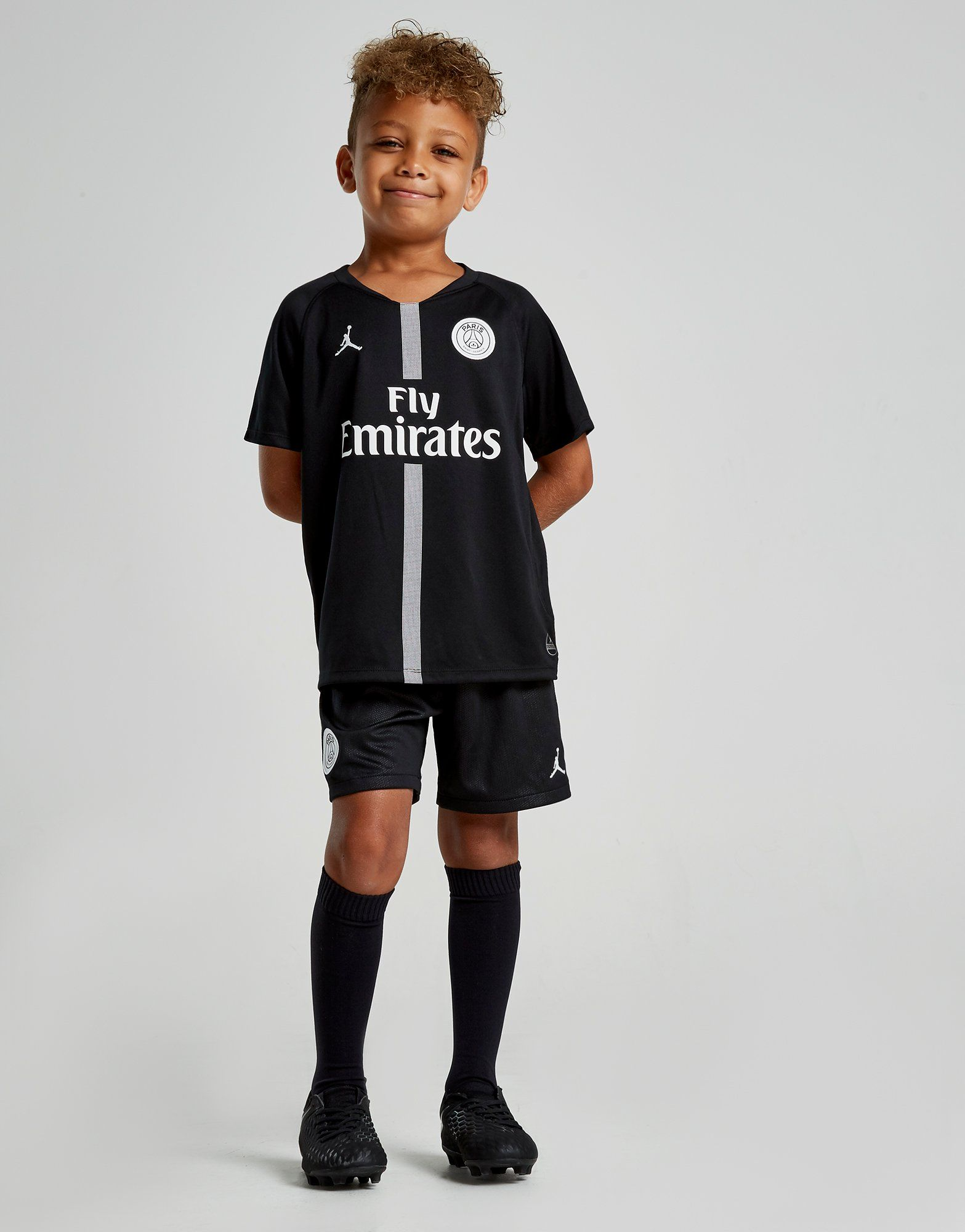 Jordan Kit Domicile  Paris Saint Germain 2018/19 CL Enfant