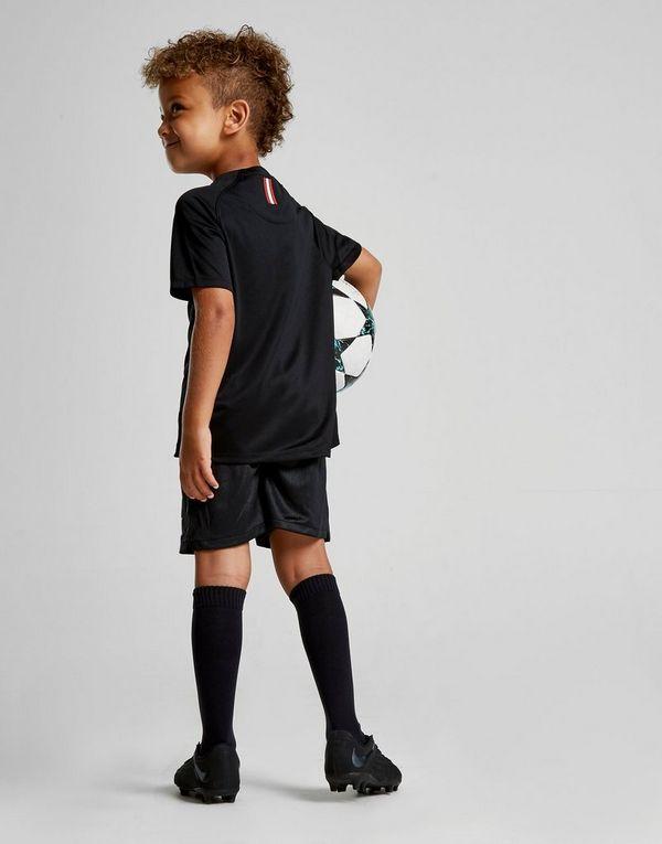 44664c5e4 Jordan x Paris Saint Germain 2018 19 CL Home Kit Children