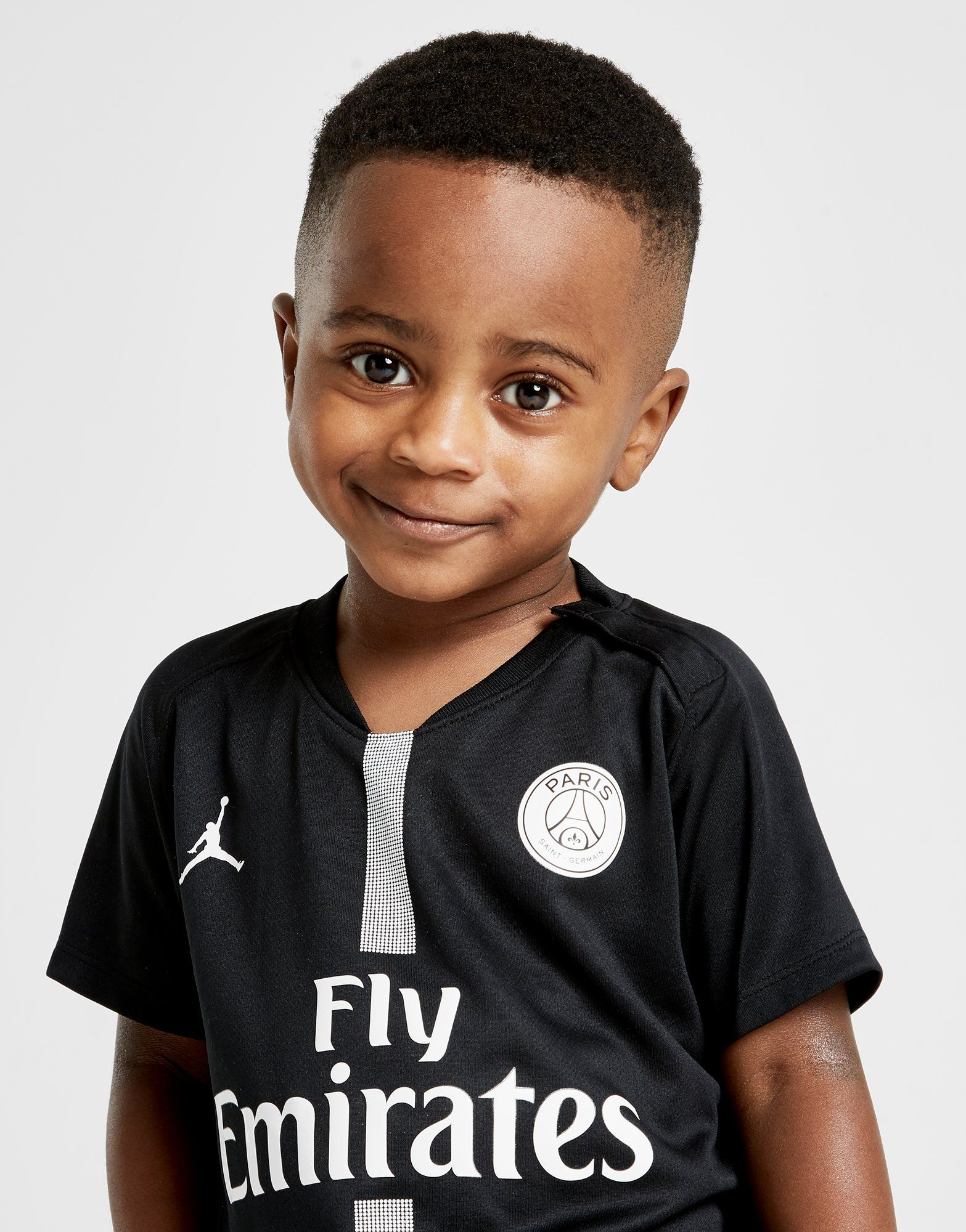 Jordan x Paris Saint Germain 2018/19 CL Home Kit Infant