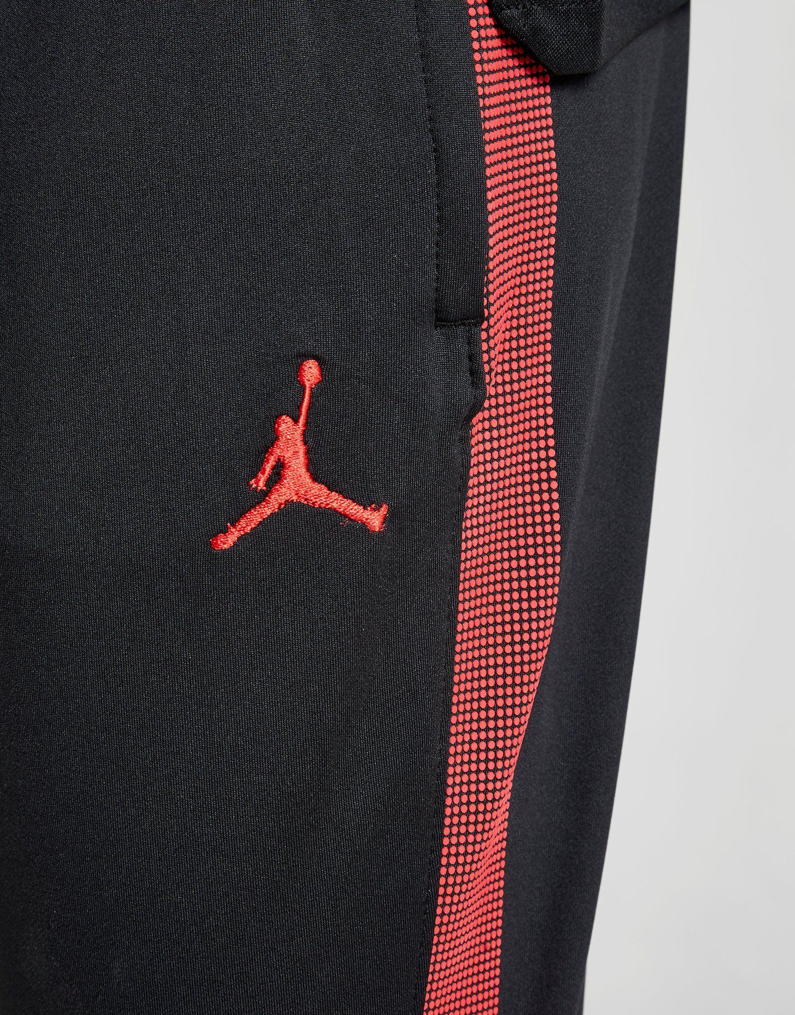 Jordan X Paris Saint Germain Squad Track Pants Junior