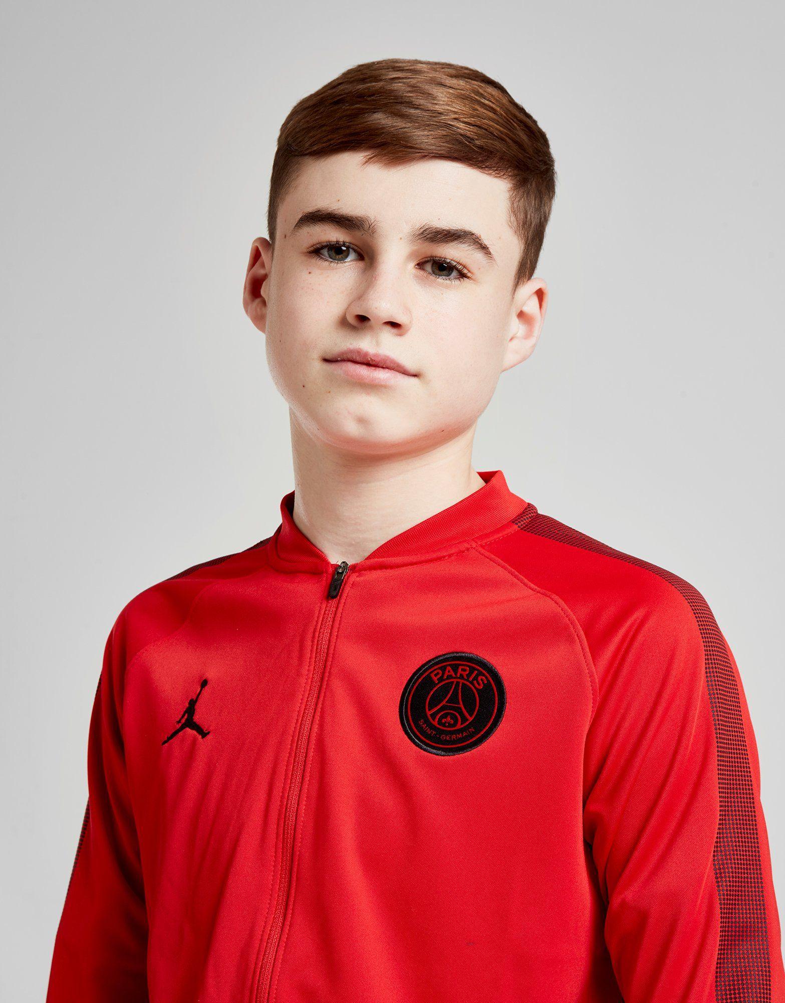 Jordan x Paris Saint Germain Survêtement Junior