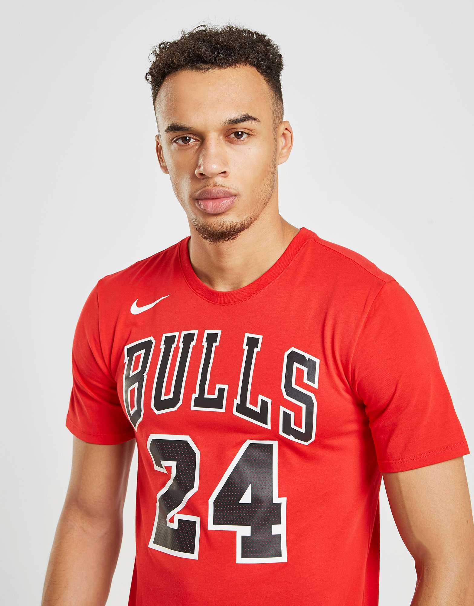 NIKE Zach LaVine Chicago Bulls Nike Dri-FIT Men's NBA T-Shirt