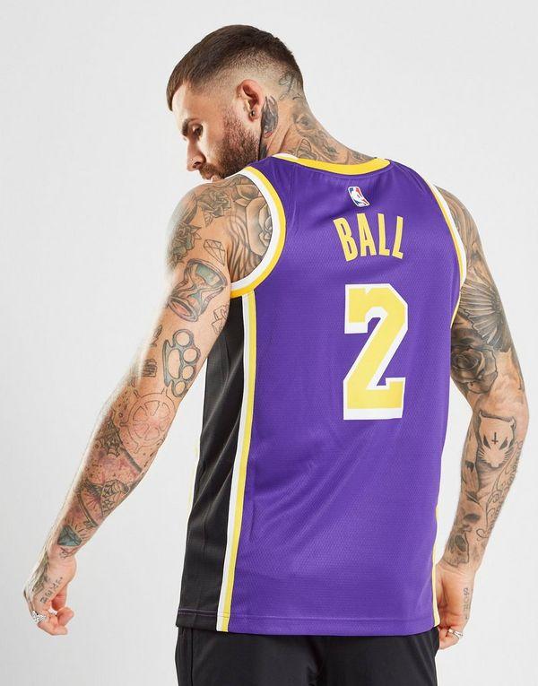 Nike NBA Los Angeles Lakers Swingman Jersey  d8983d580