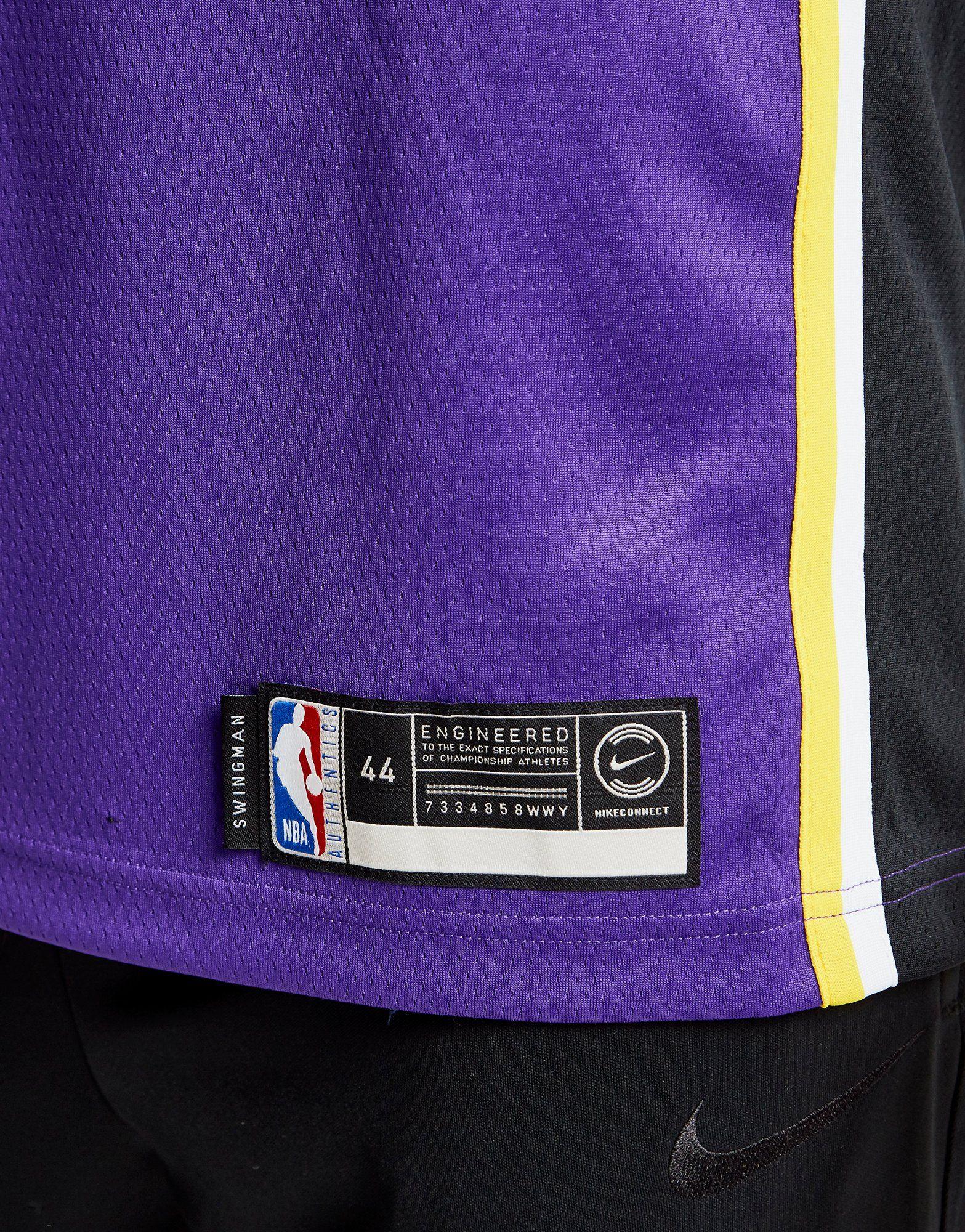 Nike NBA Los Angeles Lakers Swingman Jersey