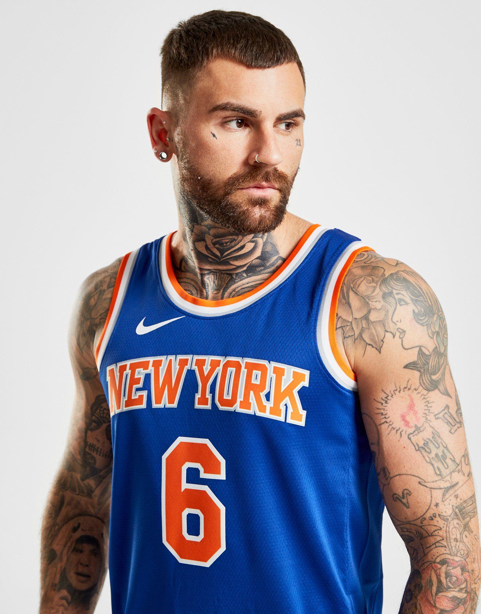 Nike NBA New York Knicks Swingman Jersey
