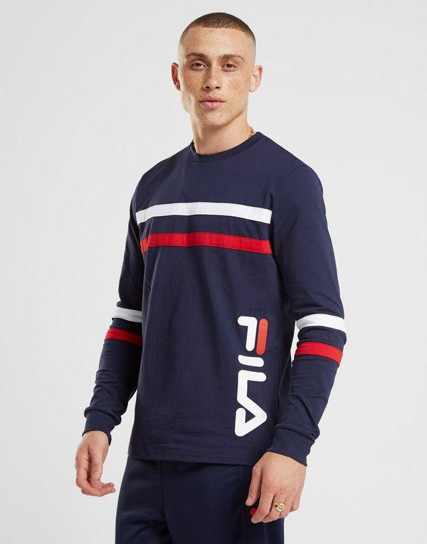 Fila T-shirt manches longues Daniels Homme   JD Sports 29b235911846