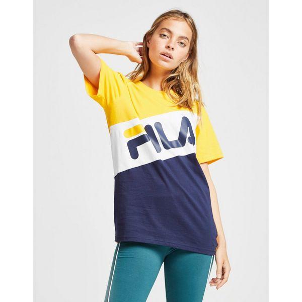FemmeJd Logo Sports T Shirt Fila lKJcTF1