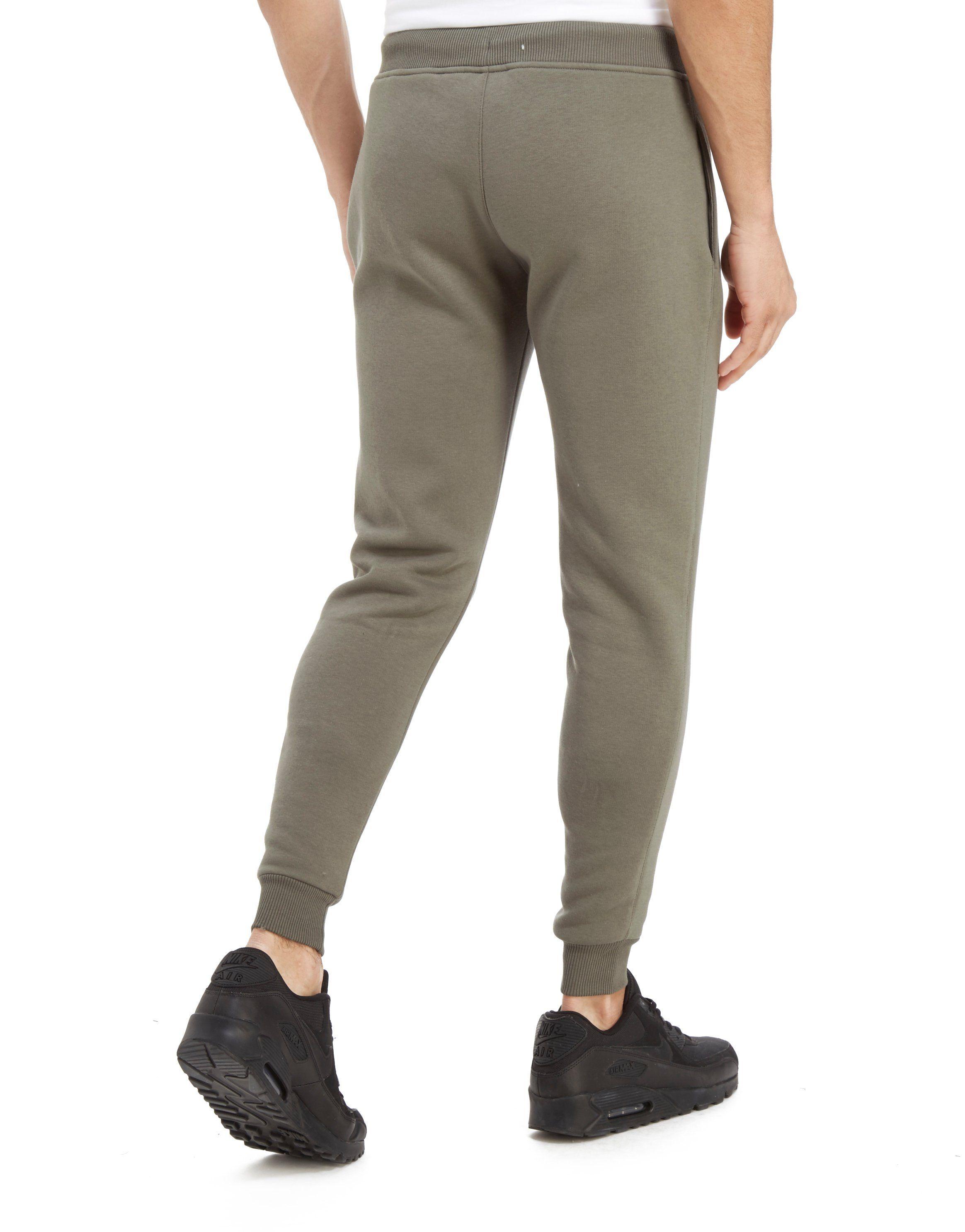 Gym King Fleece Pants Grau