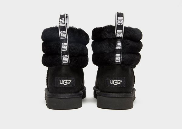 Sports Mini Quilted Fluff Ugg Boots Jd Logo Women's 0vqfFTxHn