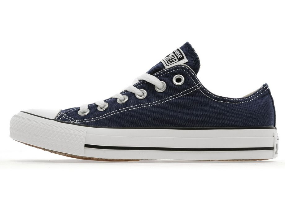 Converse All Star Ox - Women's Trainers - Blue 086073