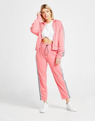 Juicy by Juicy Couture Tape Wide Leg Track Pants | JD Sports