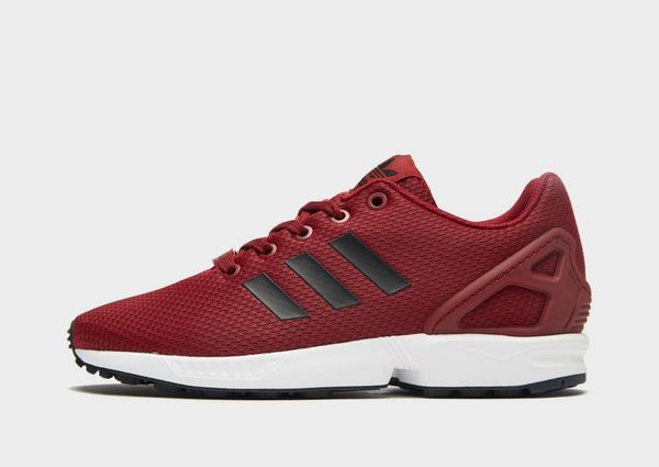 official photos a55e9 2409f purchase adidas zx flux red junior 9900d 02ff1