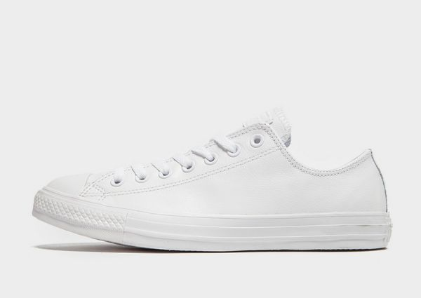 Converse Chuck Taylor All Star Ox Leather Mono | JD Sports