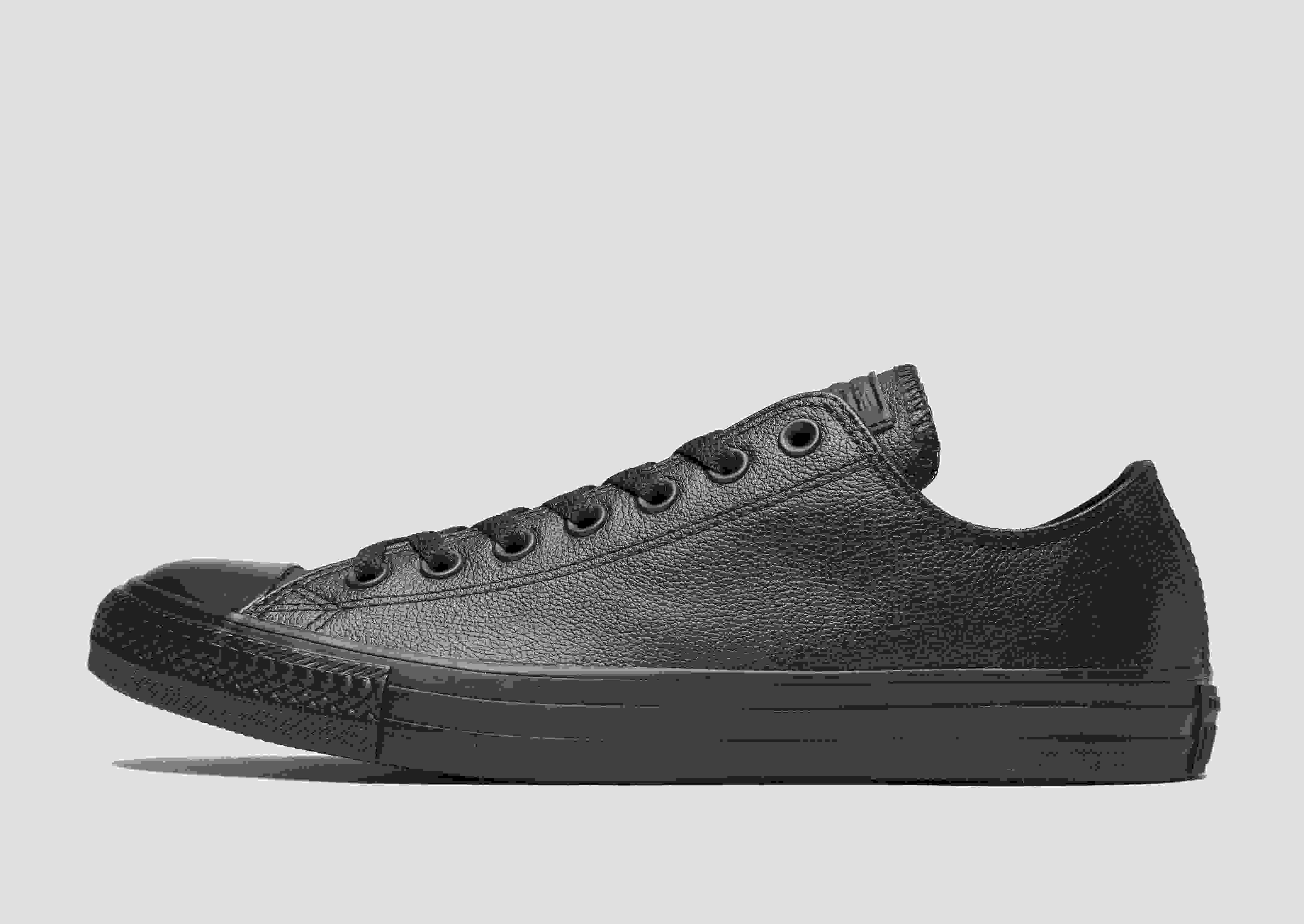 converse all star shoes. converse all star ox leather mono shoes