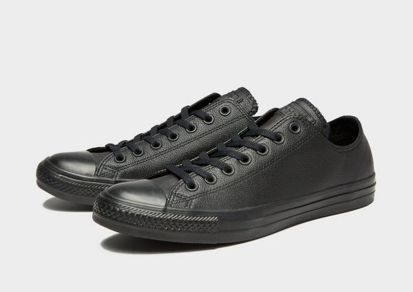 540445b8278d Converse All Star Ox Leather Mono