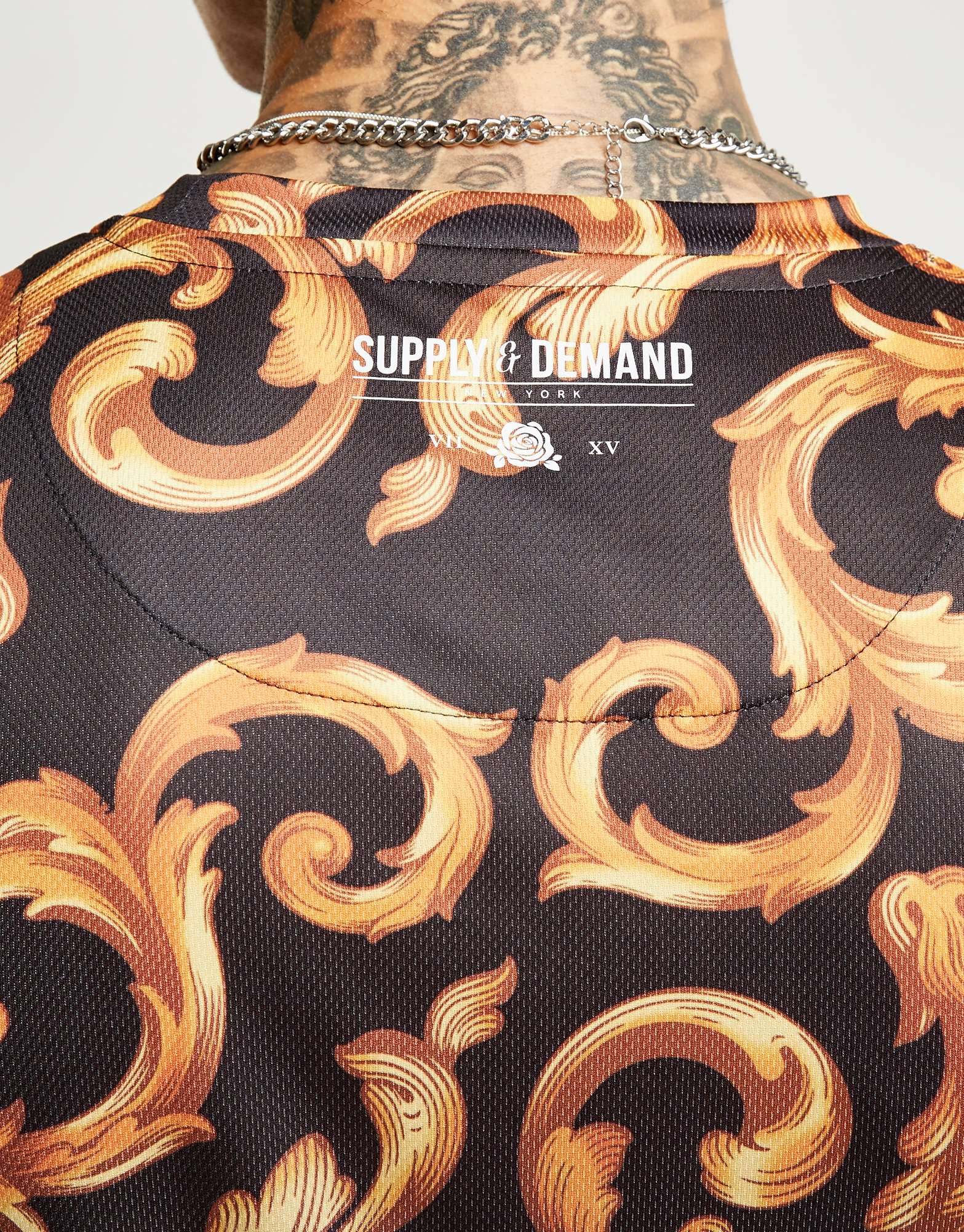 Supply & Demand Baroque Fade T-Shirt