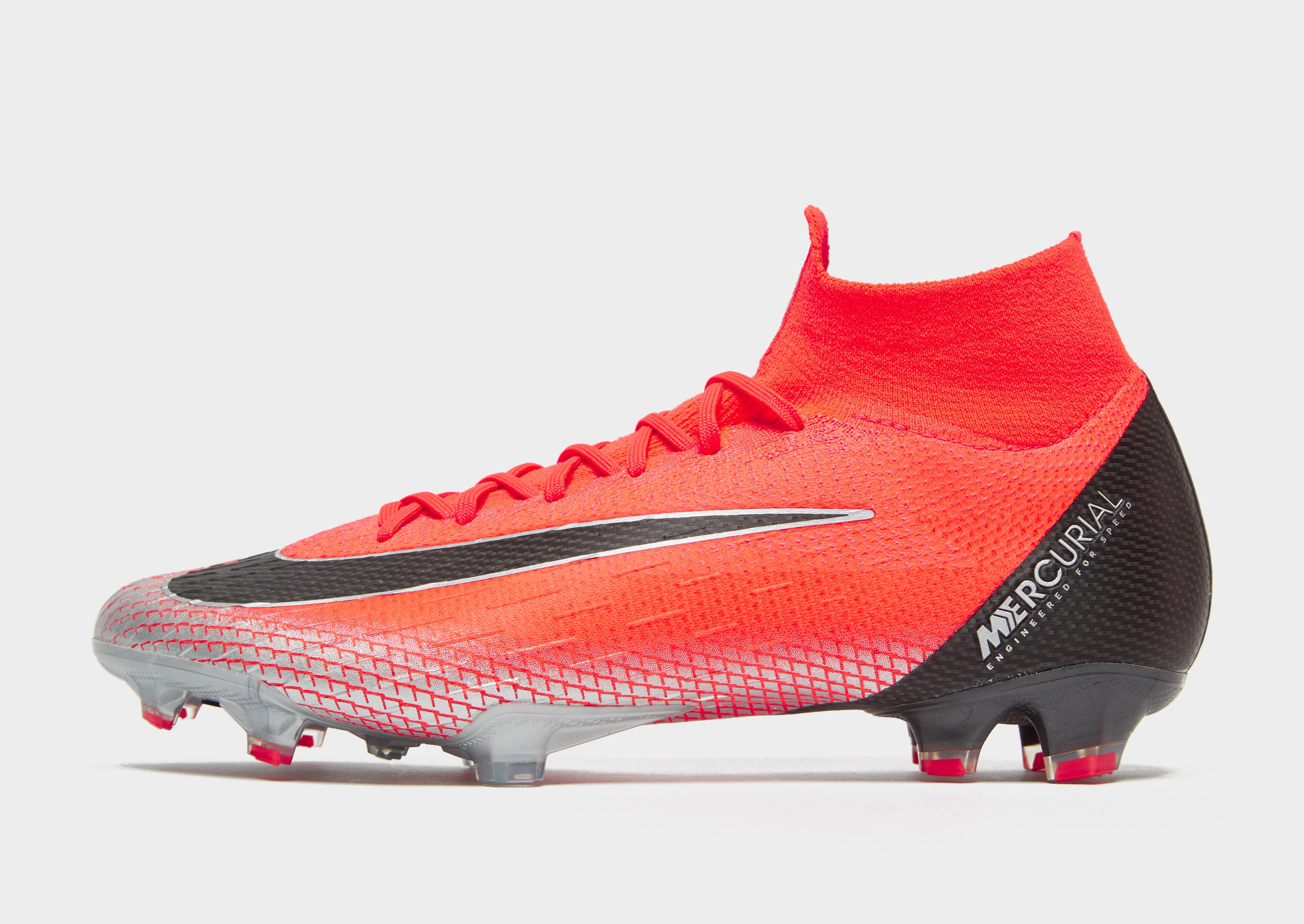 the best attitude b6682 9a41c Nike CR7 Chapter 7 Mercurial Superfly Elite FG   JD Sports