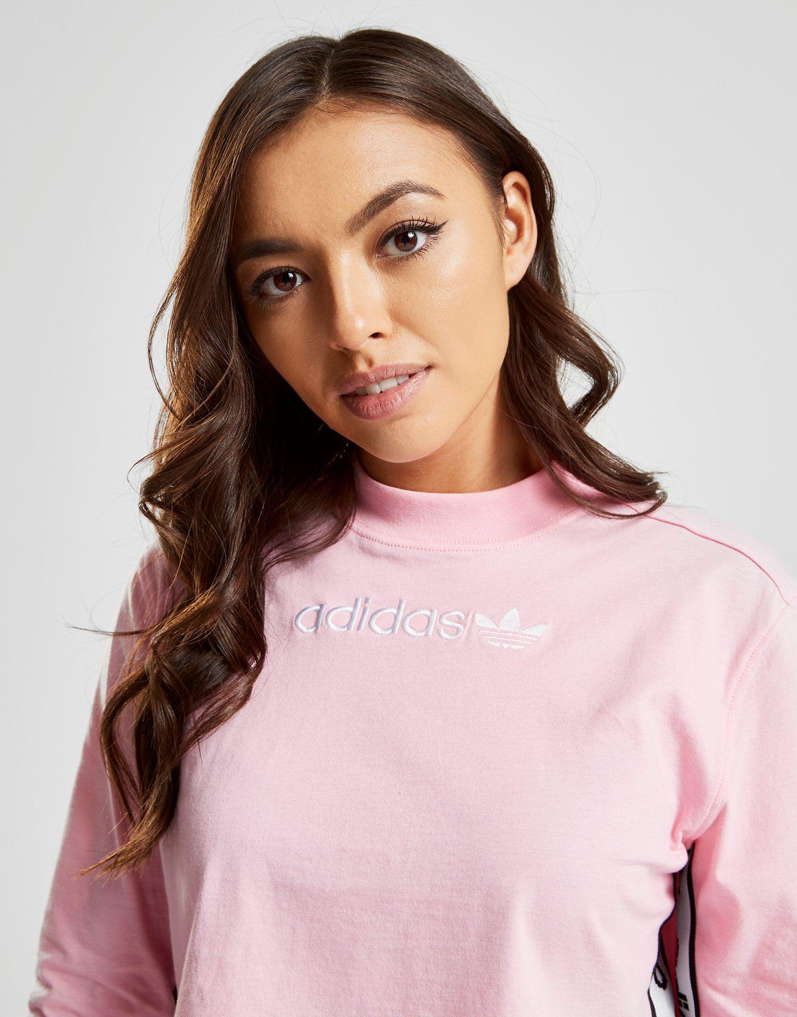 adidas Originals T-shirt à manches longues Coeeze Femme