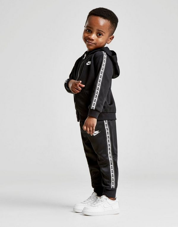 e8afd5a45 Nike Repeat Tape Poly Full Zip Suit Infant