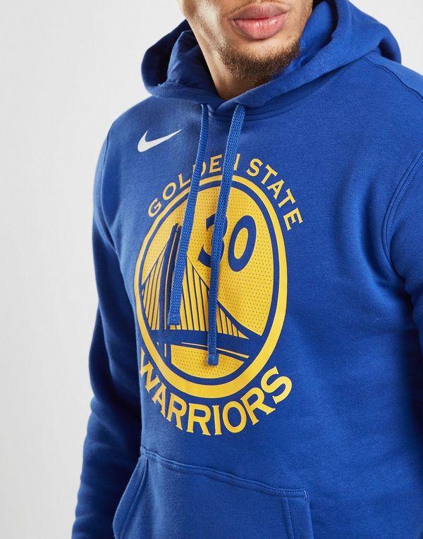 Nike sudadera con capucha NBA Golden State Warriors City  1dfcdb28c3f