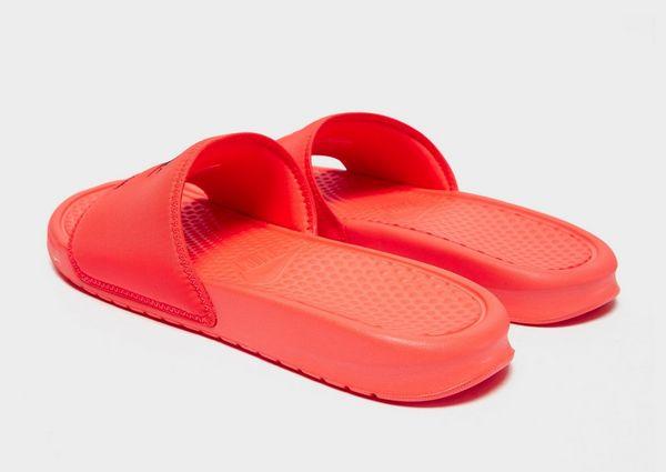 newest 4bb8d 6d0e1 Nike Sportswear Benassi Text Slides