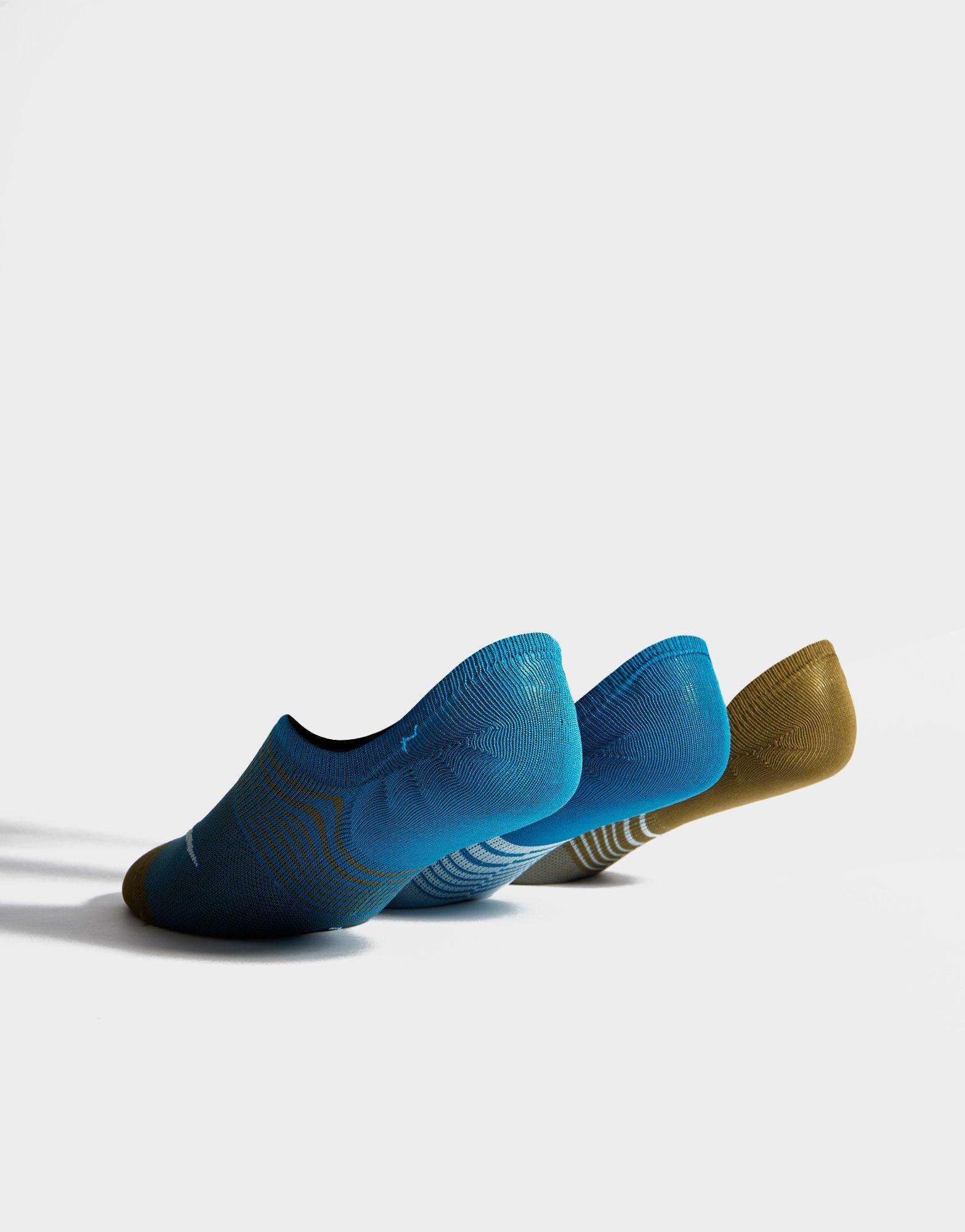 Nike Pack de 3 paires de chaussettes basses