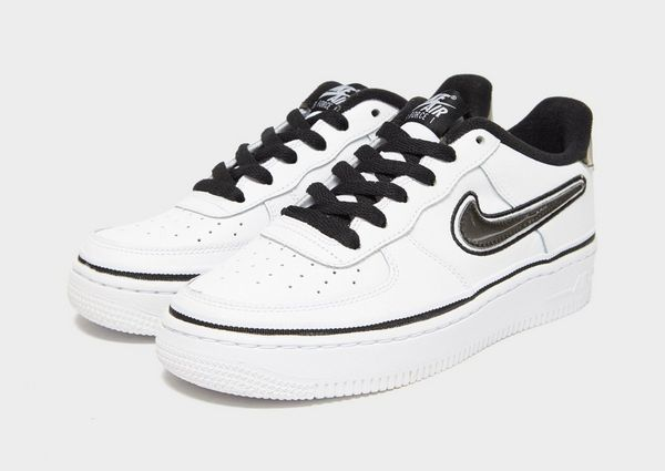 new style 6e819 03c92 Nike Air Force 1 Low NBA Junior