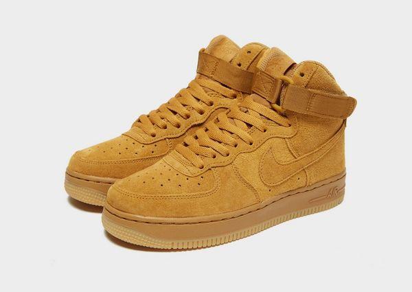 sale retailer 437dc da1c9 Nike Air Force 1 Mid Junior