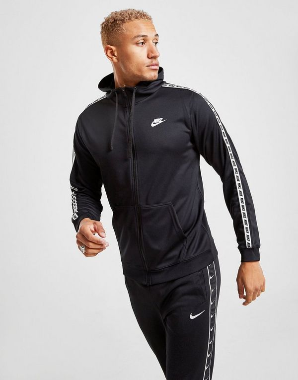 1b45f7d6b5 Nike Repeat Tape Full Zip Hoodie | JD Sports Ireland