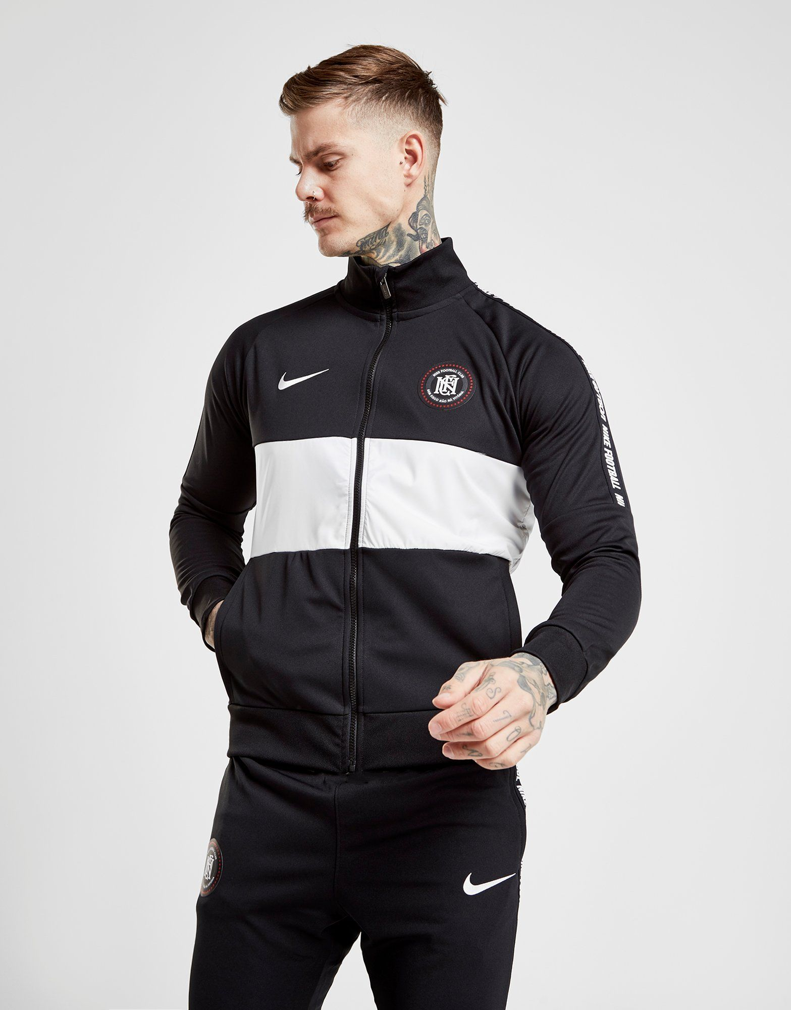 Nike FC Panel Tape Giacca sportiva