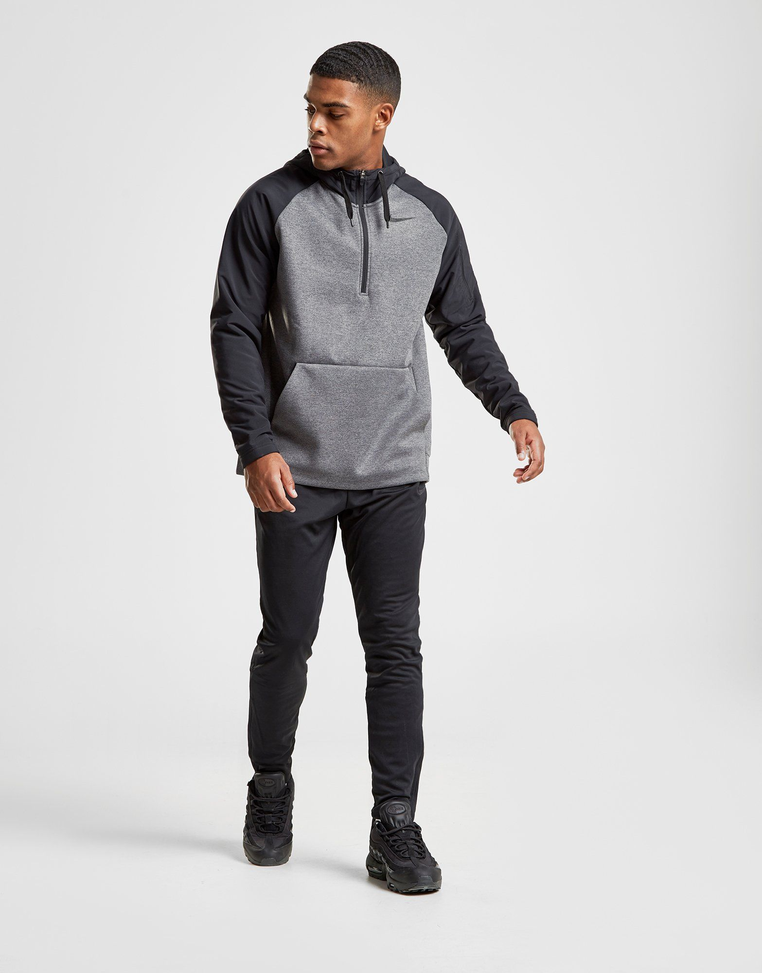Nike Training Utility Felpa con cappuccio e zip